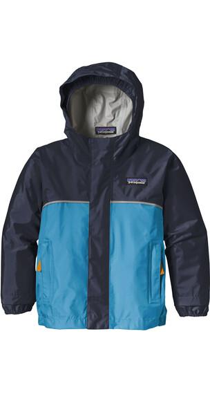 Patagonia Baby Torrentshell Jacket Electron Blue